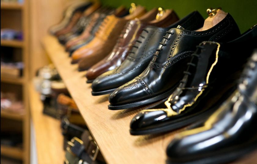 Kokybiškų batų parduotuvė