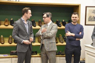 Seva The Gentleman ir angliški rankų darbo batai