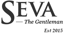 Seva The Gentleman Logo