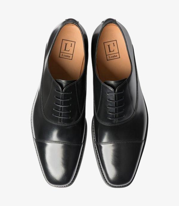 Klasikiniai vyriški batai juodi