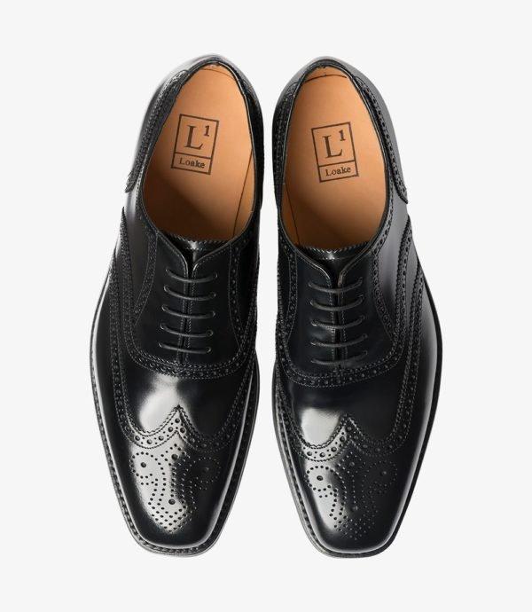 Kokybiški odiniai batai prie kostiumo