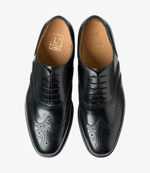 Odiniai vyriški bateliai plačiai pėdai