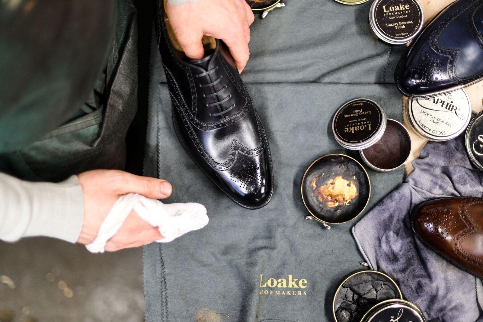 Batų priežiūros priemonės