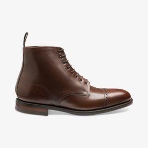 Loake Hyde militaristinio stiliaus vyriški auliniai batai