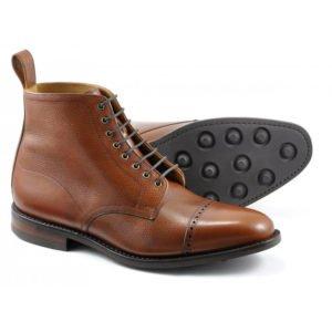 Kokybiški odiniai vyriški auliniai batai