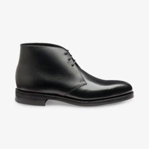 Loake Pimlico juodi klasikiniai batai žiemai