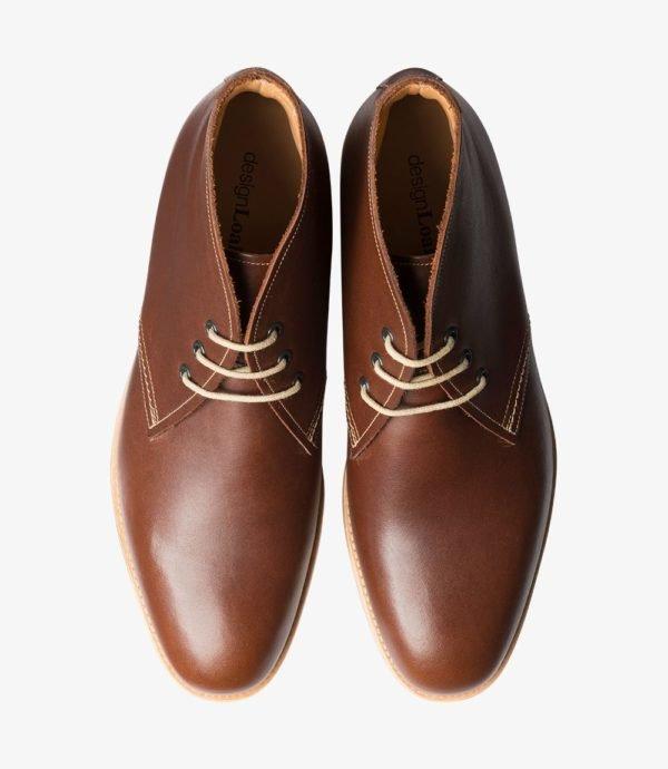 Loake Python rudi chukka batai