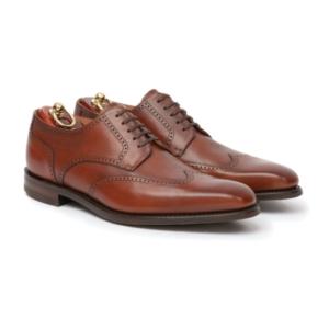 Loake Eden Legacy 1880 rudi vyriški batai