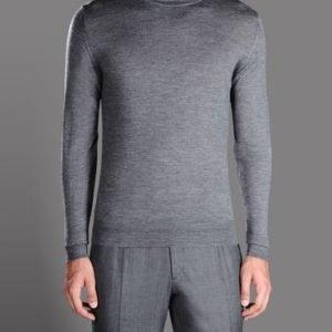 Vyriškas megztinis aukštu kaklu (golfas)