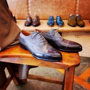Individualus batų siuvimas Mario Bemer