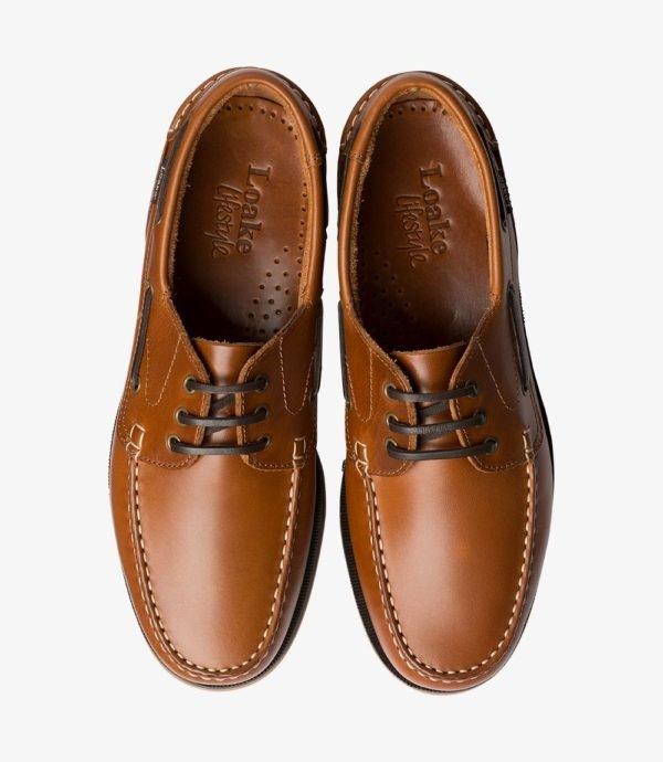 Loake 521 odiniai batai vasarai vyrui