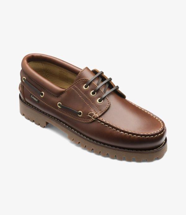 Loake 522 odiniai vyriški denio batai