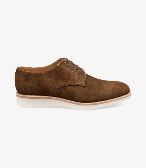 Loake Adder kasdieniai kokybiški vyriški batai rudi