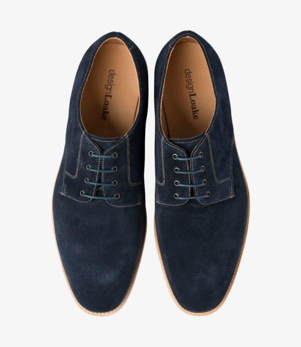 Loake Adder kasdieniai stilingi vyriški zomšiniai batai