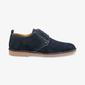 Loake Mojave kasdieniai vyriški kokybiški batai mėlyni