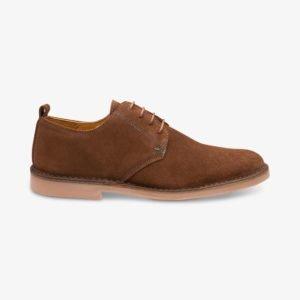 Loake Mojave kasdieniai vyriški kokybiški batai rudi
