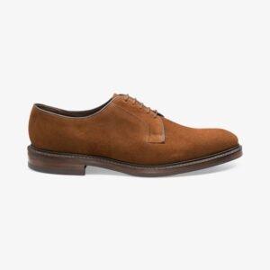 Loake Troon Rudi zomšiniai vyriški batai