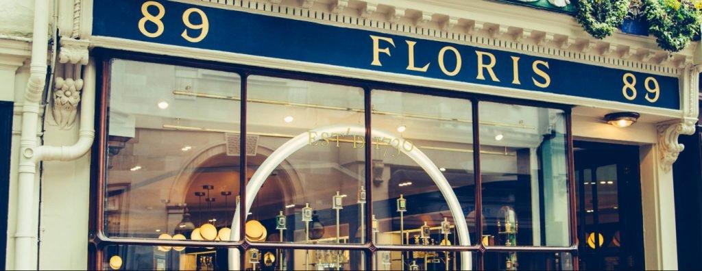 Floris of London Kvepalų parduotuvė