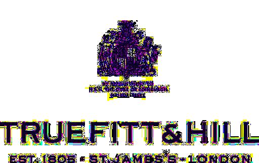 Truefitt and Hill logotipas
