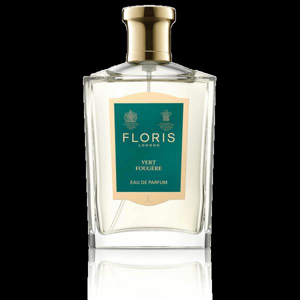 Nišiniai vyriški kvepalai Floris Vert Fougere