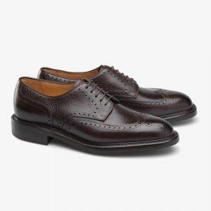Carlos Santos Eric rudi odiniai vyriški batai
