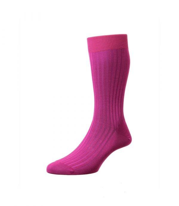 Rozines vyriškos kojinės Pantherella